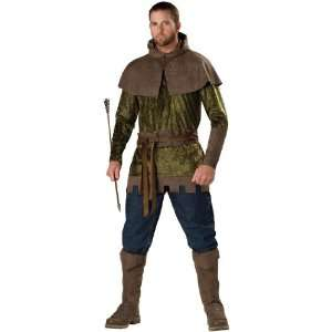 Lets Party By In Character Costumes Robin Hood Deluxe Adult Costume