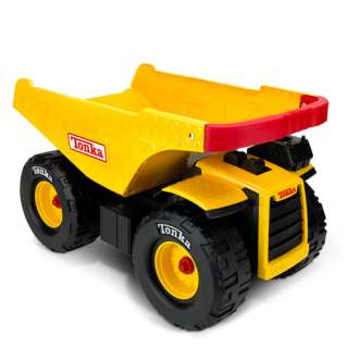 Tonka Toughest Mighty Dump Truck Vehicles, Trains & Remote Control