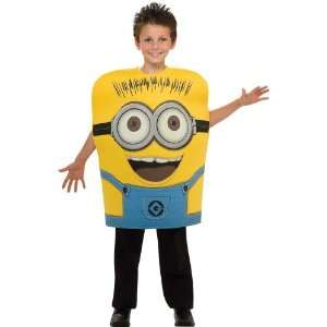 Minion Jorge Despicable Me Kids Costume: Toys & Games