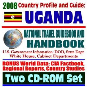 Guide to Uganda   National Travel Guidebook and Handbook   Idi Amin