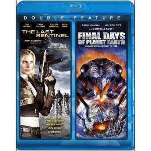 The Last Sentinel/Final Days of Planet Earth [Blu Ray]: Katee Sackhoff