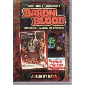 Baron Blood DVD   Joseph Cotten, Elke Sommer: Mario Bava: Movies & TV