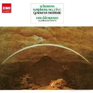 Otto Klemperer   Schumann Genoveva Overture Symphony No