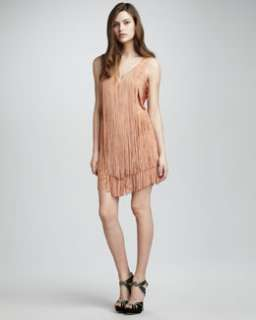 T4GM4 Haute Hippie Fringe Flapper Dress
