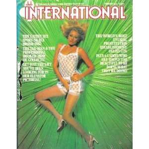 Club International Magazine: February 1977: Roger Cook: Books