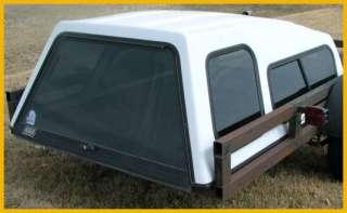 Fiberglass Dodge Pick Up Truck Topper Cap Shell Webster City