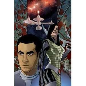 Star Trek Klingons   Blood Will Tell #2 Scott Tipton Books