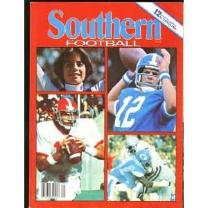 Athlons 1977 Southern Football Annual: Athlon, Sela Ward: Books