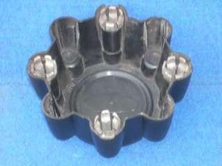 Ford Steel Wheels Black 8 Lug Factory Center Cap