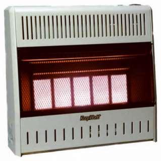 BTU 5 Plaque Natural Gas Infrared Vent Free Heater 013204203238