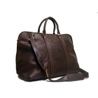 Le Donne Leather 25 Distressed Leather Getaway Travel Duffel Bags