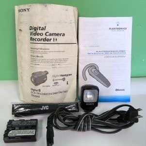 Sony Digital Handycam DCR TRV740 NTSC Digital Video Camera Recorder