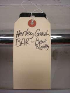 00 LATER HARLEY DAVIDSON SOFTAIL ENGINE GUARD CRASH BAR OEM STOCK