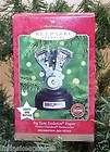 2000 Hallmark ornament HARLEY DAVIDSON BIG TWIN EVOLUT