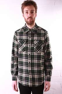 vtg MENS PLAID FLANNEL LUMBERJACK SHIRT NEW ALL SIZES