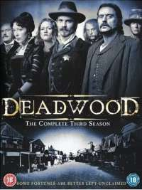 Deadwood   Complete Season / Series Three 3 **NEW DVD** 5014437918437