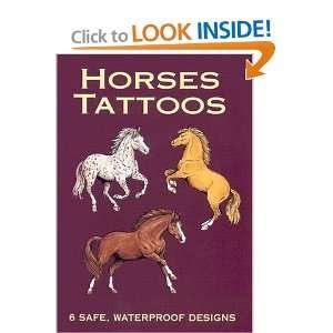 Horses Tattoos [TATTOO HORSES]: Books