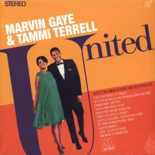 Marvin Gaye & Tami Terrell   United LP 180g Vinyl NEW