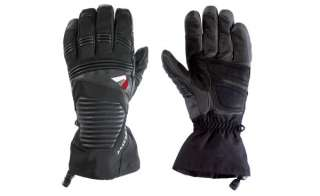 SCOTT MENS INSULATED WINTER SKI & SNOWBOARD GLOVES   FALL LINE   BLACK