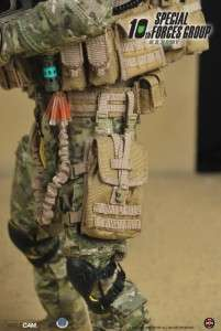 SOLDIER STORY BBI DRAGON ARMY 10th SF SPECIAL FORCES GROUP