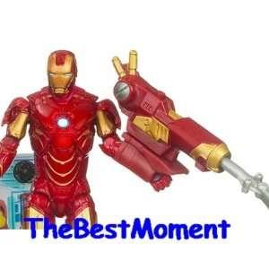 Ironman_09 Hasbro Iron Man 2 Movie Series Mark IV 2 Launching Missiles