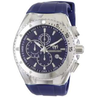 TechnoMarine Mens 111004 Cruise Original Chronograph Blue Watch