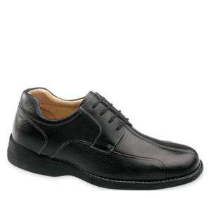 Murphy Mens SHULER BICYCLE Black Leather Oxfords Shoes 20 7222