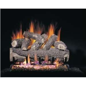 Peterson Gas Logs 30 Inch Forest Oak Vented Propane Gas Log