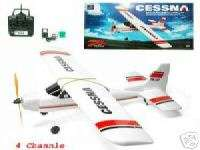 REMOTE CONTROL CESSNA ELECTRIC AIRPLANE READY TO GO NEW