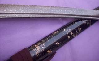 Flakes Satsuma Japanese Katana Samurai Sword NO.1