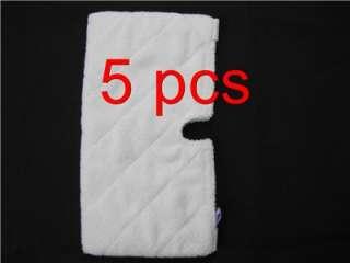 Shark Steam Pocket Mop Replacement Microfiber Pads