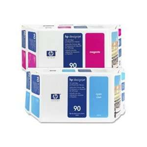 By Hewlett Packard   Ink Cartridge/Printhead/Cleaner 400 ml Magenta