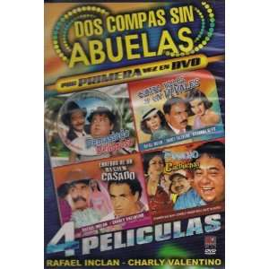 Cachuchas Fernando Saenz, Carmen Salinas, Rafael Inclan Movies & TV