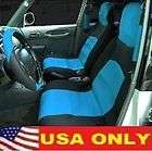 350Z 370Z GTR CAR SEAT & STEERING WHEEL COVER SET (Fits Nissan 2011
