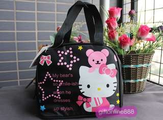 Hello Kitty Insulated Lunch Box attemperator bag KL8B