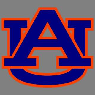 Auburn Tigers 12 AU 2 Color Auto Window Stickers Decal