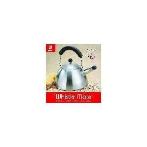 Whistle Mate 3 Quart Stainless steel kettle teapot