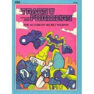 Transformers the Autobots Secret Weapon: Krulik Nancy