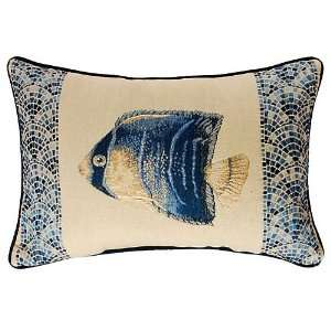 Tropical Fish Pillow Home & Kitchen