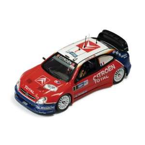 Citroen Xsara WRC #1 S. Loeb D. Elena Winner Rally Deutschland 2005 1